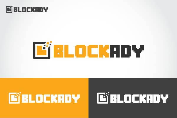 #404 for Design a Logo for Blockady by brandcre8tive