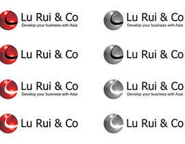 #146 para Logo Design for Lu Rui & Co por smarttaste