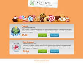 nº 5 pour Design a Website Mockup for Fun Mac Software site. par tania06