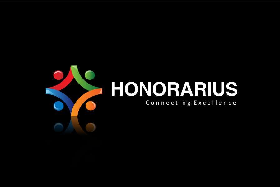Kilpailutyö #242 kilpailussa Logo Design for HONORARIUS