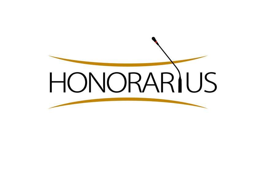 Kilpailutyö #163 kilpailussa Logo Design for HONORARIUS