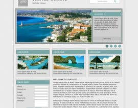 #4 cho Create a Website Layout for a Tourism Company bởi santanubera9