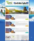 #21 for Create a Website Layout for a Tourism Company by Wbprofessional