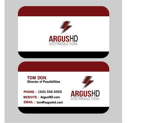 #24 for Business Card Design Contest : Using logo provide by designfrenzy