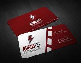 #10 for Business Card Design Contest : Using logo provide af HammyHS