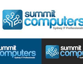 #183 untuk Design a Logo for computer company oleh geniedesignssl