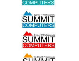 #128 untuk Design a Logo for computer company oleh pong10