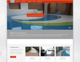 nº 6 pour Build a Website for Construction / Concrete Work par tanseercena