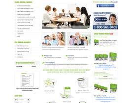 webidea12 tarafından Above the fold webpage design için no 8