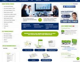 styleworksstudio tarafından Above the fold webpage design için no 7