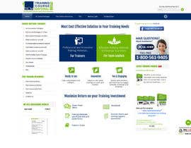 anj12 tarafından Above the fold webpage design için no 14