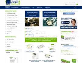 gravitygraphics7 tarafından Above the fold webpage design için no 16
