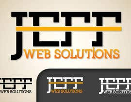 #74 para Design a Logo for Jeff Web Solutions por SeelaHareesh