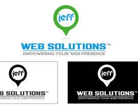 #60 for Design a Logo for Jeff Web Solutions by alice1012