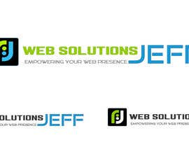 #76 para Design a Logo for Jeff Web Solutions por alice1012