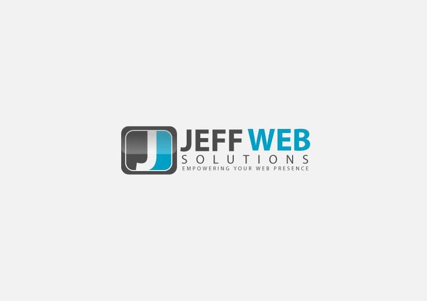 Bài tham dự cuộc thi #                                        70                                      cho                                         Design a Logo for Jeff Web Solutions