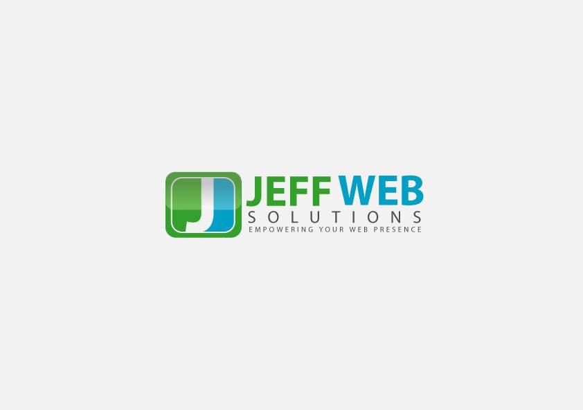Bài tham dự cuộc thi #                                        71                                      cho                                         Design a Logo for Jeff Web Solutions