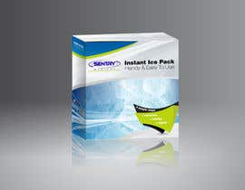 smartdes tarafından 2 x ARTWORK PACKAGING (INSTANT ICE PACK & NON-WOVEN PAPER TAPE) için no 12