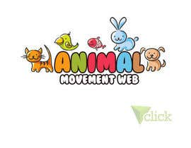 #45 for Design a Logo for Animals & PETS Website af NabilEdwards