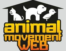 #47 para Design a Logo for Animals & PETS Website por Nicolive86