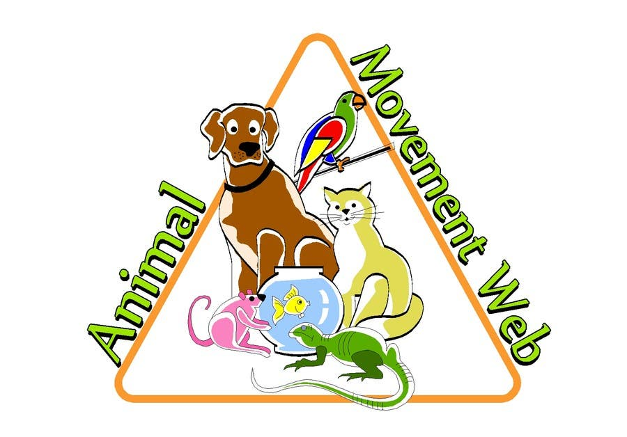 #10 for Design a Logo for Animals & PETS Website by ELNADEJAGER