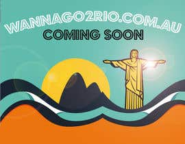 #1 para Design a Website Mockup for wannago2rio.com.au por StudioMoosh