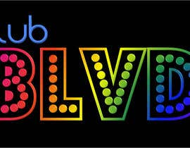 #14 para Design a Logo for nightclub called BLVD por Balazoobaz