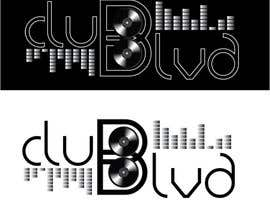 #25 para Design a Logo for nightclub called BLVD por Balazoobaz