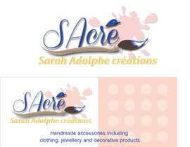 #12 for Design a Logo for Handmade brand with business card too by paola0102