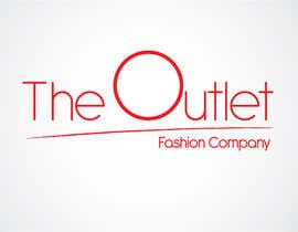 "TimSlater tarafından Unique Catchy Logo/Banner for Designer Outlet Store ""The Outlet Fashion Company"" için no 45"