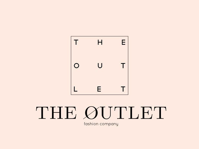 "#290 for Unique Catchy Logo/Banner for Designer Outlet Store ""The Outlet Fashion Company"" by sebastianrealpe"