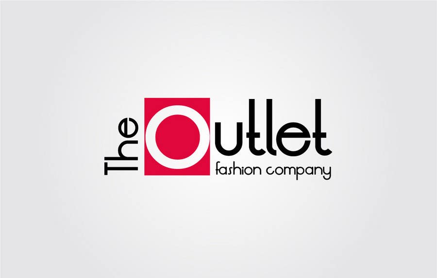 "#123 for Unique Catchy Logo/Banner for Designer Outlet Store ""The Outlet Fashion Company"" by sidaddict"