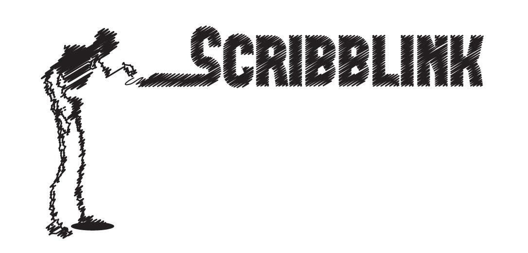 Kilpailutyö #41 kilpailussa Design a Logo for Scribblink
