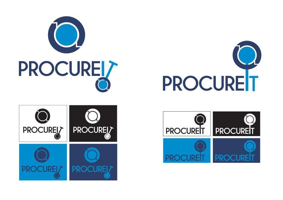Konkurrenceindlæg #14 for Criação da logo da nova startup Procureit