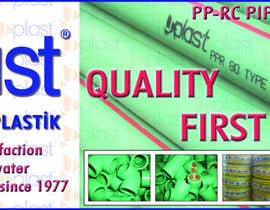 Nro 20 kilpailuun Advertisement Design for PPR Pipe and Fitting Distributor käyttäjältä MichaelDominick