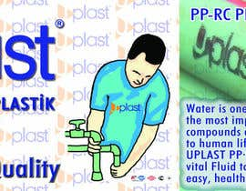 Nro 17 kilpailuun Advertisement Design for PPR Pipe and Fitting Distributor käyttäjältä MichaelDominick