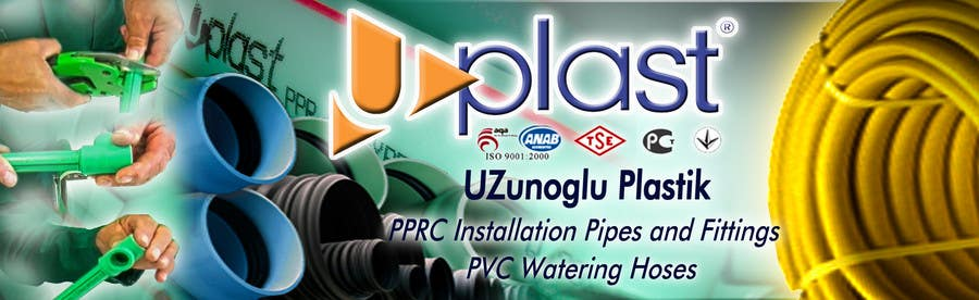 Contest Entry #                                        15                                      for                                         Advertisement Design for PPR Pipe and Fitting Distributor