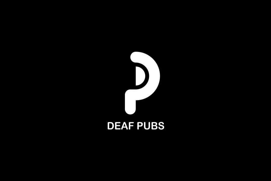 Penyertaan Peraduan #23 untuk Design a Logo for Deaf Pubs