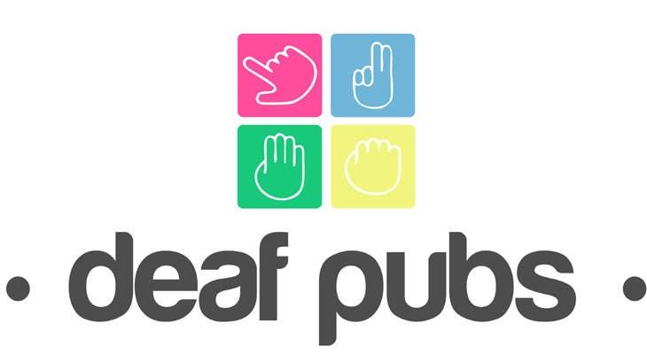 Penyertaan Peraduan #38 untuk Design a Logo for Deaf Pubs