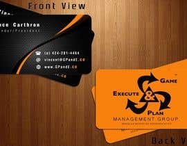 #8 untuk Design Spot Gloss Business Card with Rounded Corners oleh inangmesraent