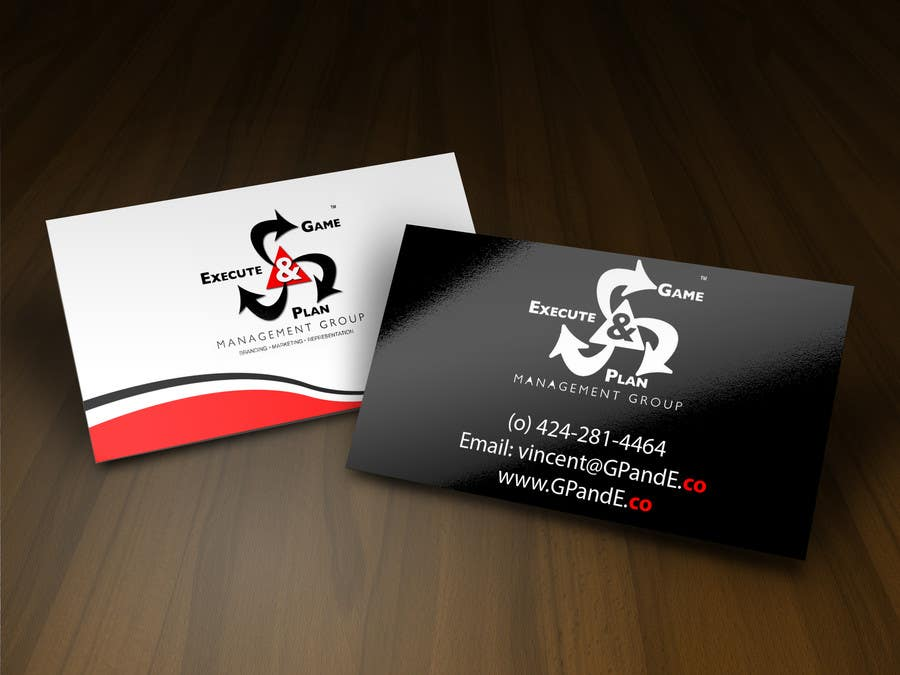 Contest Entry #3 for Design Spot Gloss Business Card with Rounded Corners