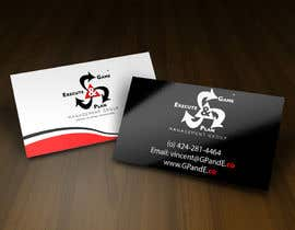#3 untuk Design Spot Gloss Business Card with Rounded Corners oleh rogeriolmarcos