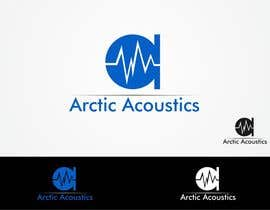 "#6 for Design a Company Logo for ""Arctic Acoustics"" by airbrusheskid"