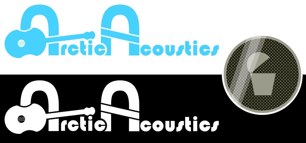 "#2 for Design a Company Logo for ""Arctic Acoustics"" by dean95"