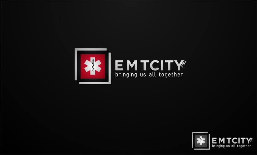 Contest Entry #                                        2                                      for                                         Graphic Design for EMT City