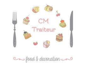 nº 11 pour Logo for a food company / Logo pour un Traiteur par ElenaGold