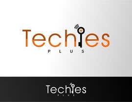 nº 116 pour Design a Logo for my new business TECHIES PLUS par eremFM4v