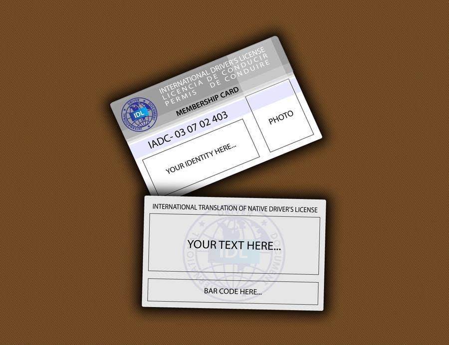Bài tham dự cuộc thi #                                        3                                      cho                                         Develop a Corporate Identity for ID card