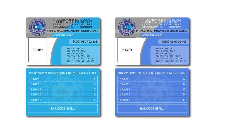 Bài tham dự cuộc thi #                                        12                                      cho                                         Develop a Corporate Identity for ID card