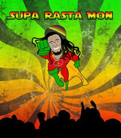 #22 for Reggae Peace Superhero Pic af itdv